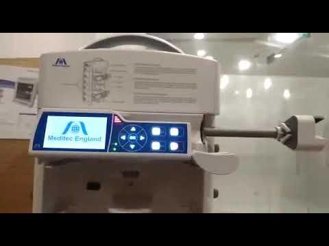Meditec IP200 Volumetric Infusion Pump