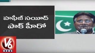 Hafiz Saeed Is A Hero For Pakistan, Says Pervez Musharraf