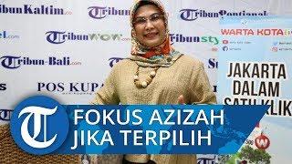 Ini yang Akan Jadi Prioritas Pembangunan Siti Nur Azizah Bila Terpilih Wali Kota Tangsel 2020