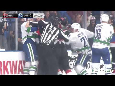 Senators vs. Comets | Oct. 6, 2018