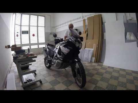 xrv 750 changing turn lights