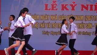 Nhảy Thời Học Sinh 10C5