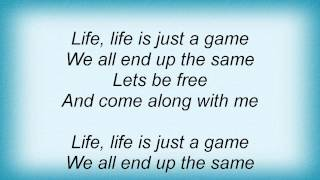 Dj Sammy - Life Is Just A Game Lyrics