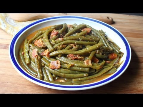 Slow-Cooked Green Beans – Amazing Southern-Style Green Beans