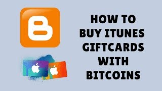 how to buy itunes gift cards with bitcoins or perfectmoney
