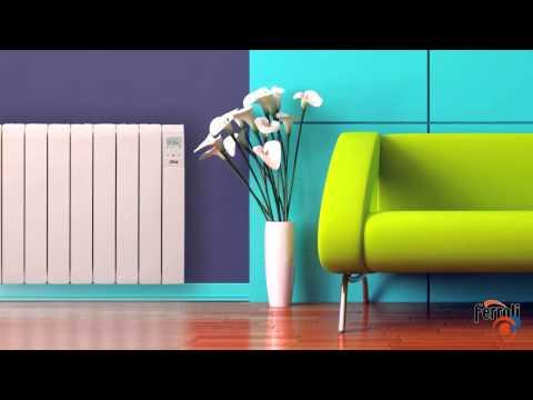 Radiadores: Conoce las ventajas de los emisores térmicos eléctricos Verona, de Ferroli