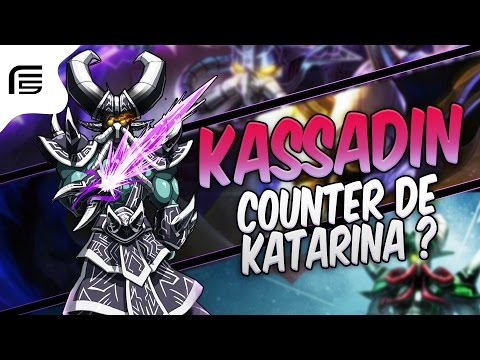 Como counterar: Kassadin - смотреть онлайн на Hah Life
