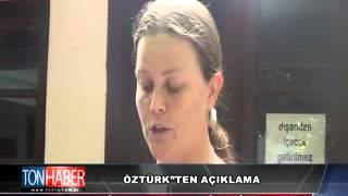 """ÖZTÜRK""""TEN AÇIKLAMA"""