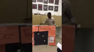 Fifth Grade Science Experiment