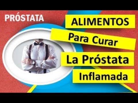 como se detecta la prostata inflamada