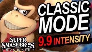 Can We Hit 9.9 INTENSITY In Classic Mode? | Super Smash Bros. Ultimate