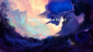 Balance in the Night - Lunar Drift