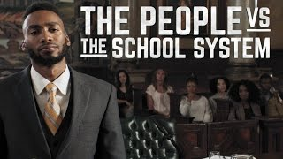 I JUST SUED THE SCHOOL SYSTEM !!!