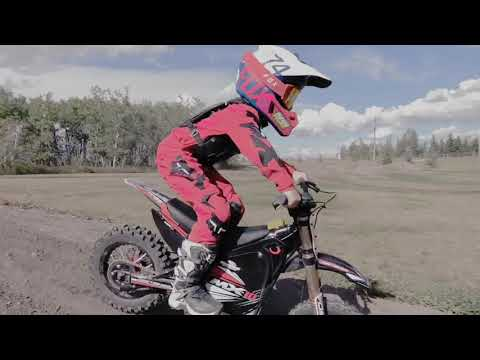 OSET Bikes - MX-10: Kids electric dirt bike