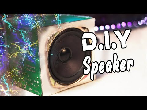 Download How To Make A Diy Bluetooth Speaker At Home Video 3GP Mp4
