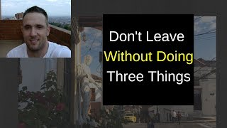 Three Things You Must Do Before Leaving Your ESL Job Teaching English Abroad