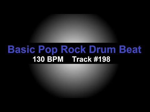 Free Drum Backing Tracks: 130 bpm drum tracks loops beats