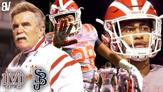 Mater Dei VS St John Bosco CHAMPIONSHIP GAME REMATCH! Top 2 Teams In NATION Battle To The END!