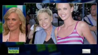 CNN Official Interview: Charlize Theron: My mother saved my life
