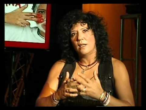 Rosana video Entrevista CM Vivo 2010 - Nota previa al show