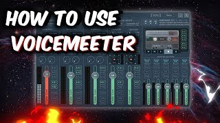 how to make your mic sound better with voicemeeter - ฟรี