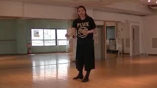 香音先生のダンス講座~振りの見せ方~