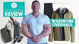 Stitch Fix Review - Winter Clothing Haul