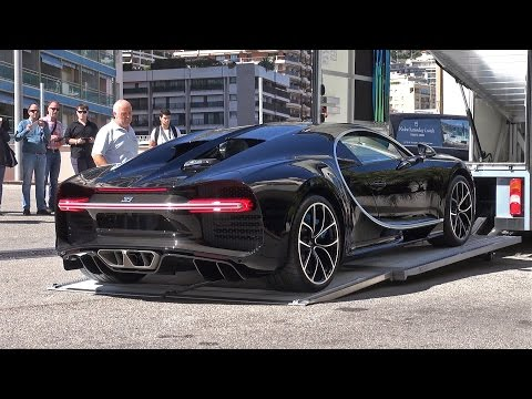 Look, A Bugatti Chiron Out In The Wild