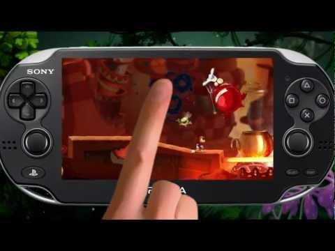 Podívejte se, jak se hraje Rayman Origins na PS Vita