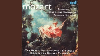 Mozart, Serenade in D major, Serenata Notturna K.V.239: Rondo - Allegretto