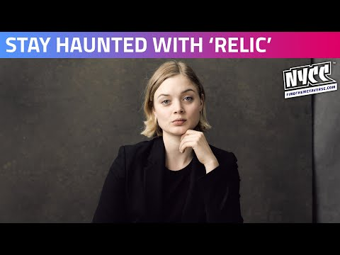 Stay Haunted with 'Relic'