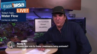 Ryan takes reef tank flow questions - #AskBRStv LIVE