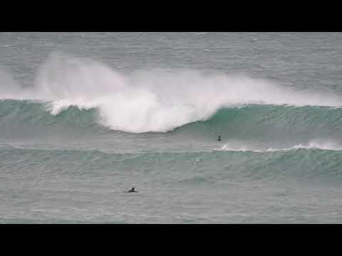 Fun waves at Port Macquarie
