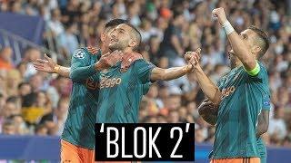 #1 Eredivisie, #1 Champions League