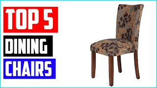 Most Comfortable Dining Chairs in 2021 Reviews - Top 5 Picks