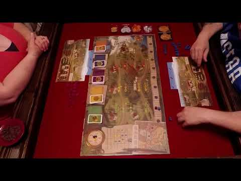 I teach my Wife Viticulture Essential Edition! (episode 1)