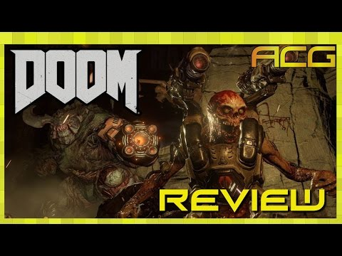 "Doom (2016) Review ""Buy, Wait for Sale, Rent, Never Touch?"" - YouTube video thumbnail"
