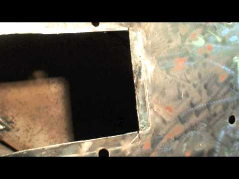 How to Weld and Repair Body Panels Using a Flange tool