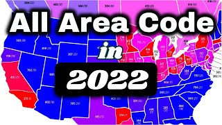 All Area Code List | Area codes in USA