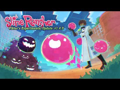 Slime Rancher - Viktor's Experimental Update Coming June 18!