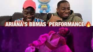 ARIANA GRANDE BBMAS 2019 LIVE PERFORMANCE REACTION