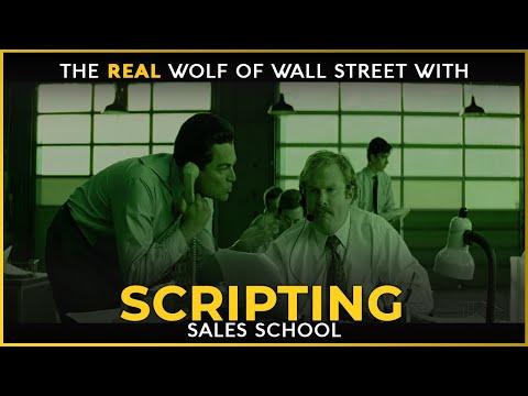Scripting   Free Sales Training Program   Sales School - YouTube