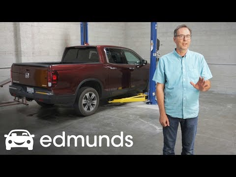 2017 Honda Ridgeline: Edmunds Death Valley Shock Test | Part 2