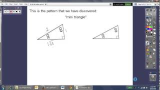 30 60 90 Special Right Triangles 2