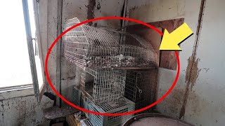 WARNING *DISTURBING* Wait Until You See What We Found In An Abandonded Compound...
