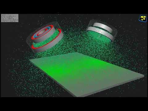 samadii/plasma : magnetron sputtering