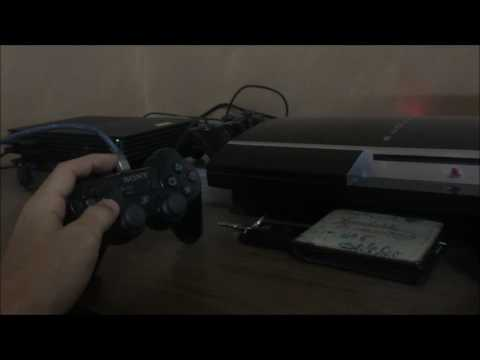 How to play PS3 controller on PS2 console using OPL
