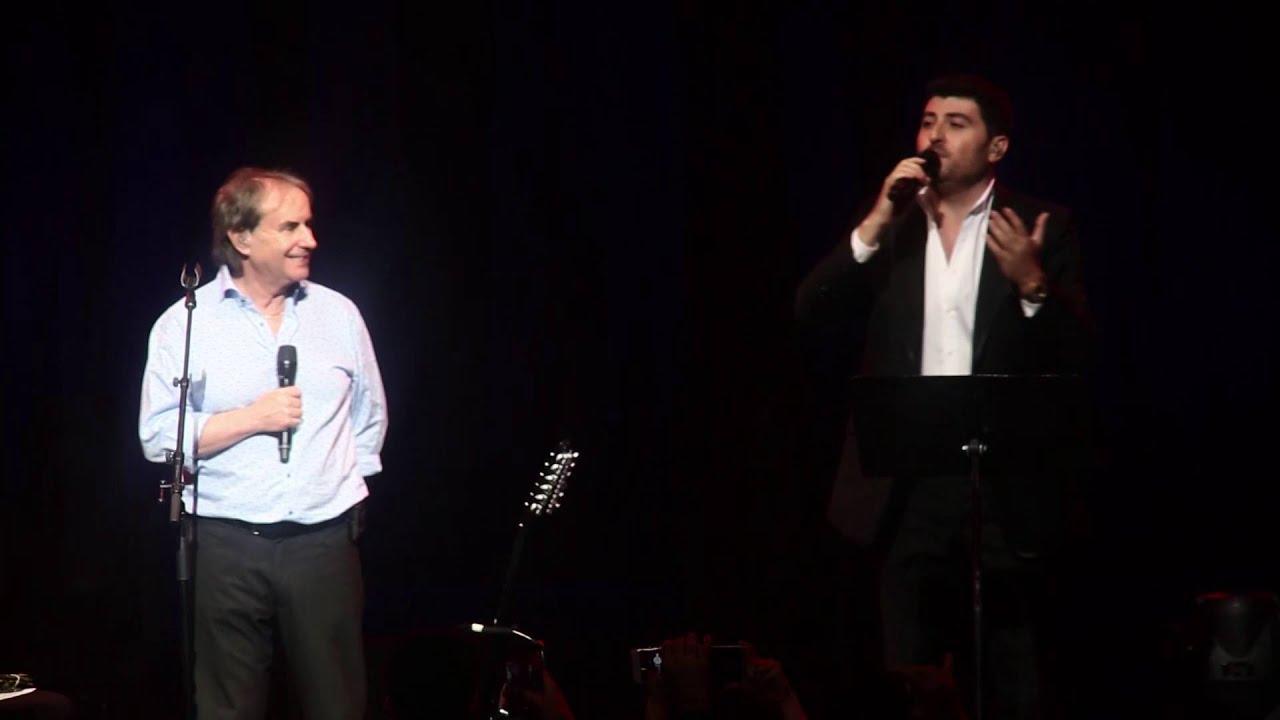 Arman Hovhannisyan & Chris de Burgh – Lady in red – Duet
