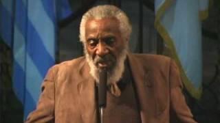 Dick Gregory Addresses W&L's MLK Celebration