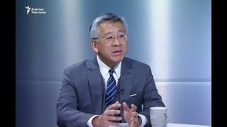 Доналд Лу: АКШ менен Кыргызстанда саясат спортко айланган